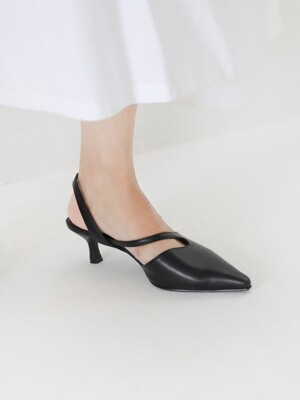 VZ slingback shoes_black_20513
