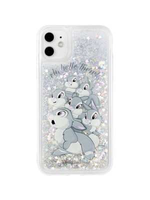 Thumper and rabbits Glitter Case