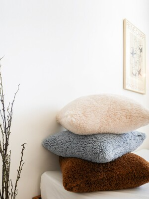 eco lamb cushion