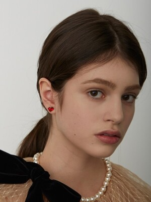 Heart Point Earring