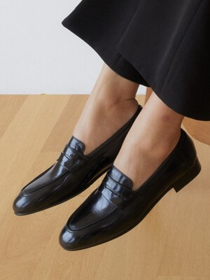 Bamboo Loafer R18W016 (Black BX)