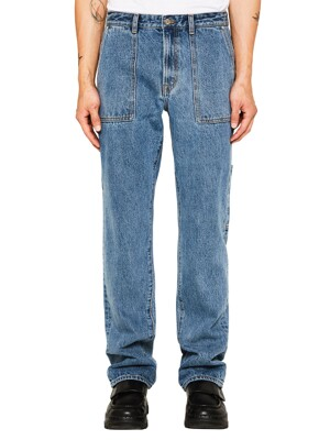 TOM BASIC WASH CARPENTER DENIM