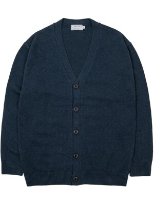 SOFT BASIC CARDIGAN V.NAVY