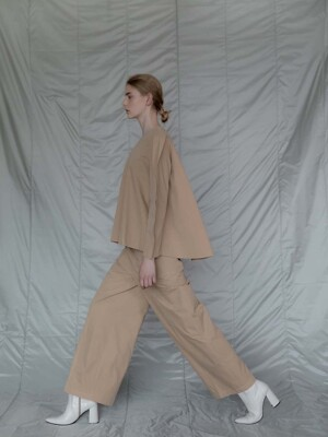 ROUTE1 Wide Pants (TEFPT25)
