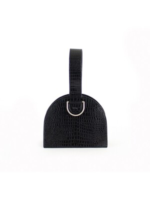 [리퍼브]Halfmoon Bag-Black