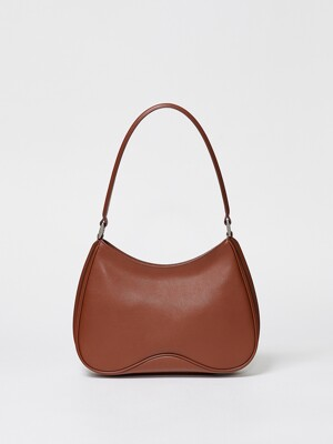 COLLINE SHOULDER, BROWN