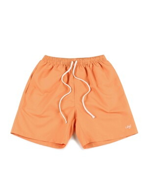 19s BEACH PANTS (ORANGE)