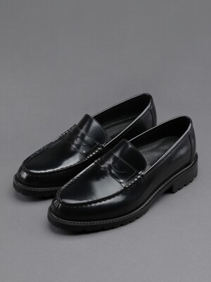 [MEN] Loafer_Aaron FHD130-BK