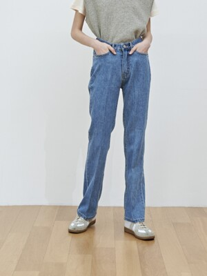 FLARED DENIM 100