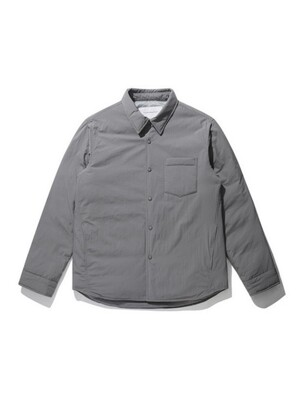 goose down shirt jumper_CWUAS21171GYX