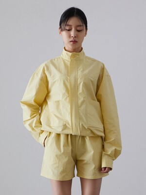 BASIC STRING JUMPER - YELLOW