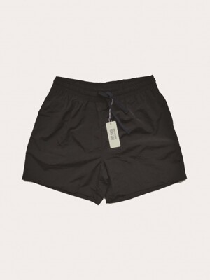 SWIM TRUNK_MEN_BLACK
