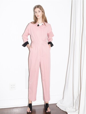 [20SS]SAINT HONORE Jumpsuit (Baby pink)