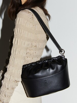 슈백 M 20 Choux Bag M - Black