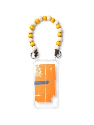 YELLOW WOOD MIXED CHAIN CASE ver. short