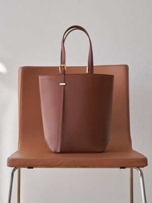 Pote bag (Tan brown)