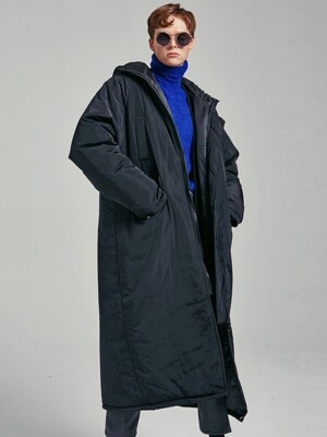 OVERFIT LONG PADDING COAT_3 COLOR