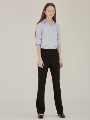 SS' SLIM BOOTS CUT TROUSERS