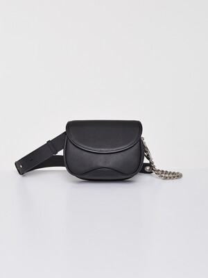 COLLINE BAG, BLACK