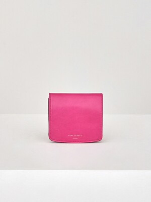 20SS STRAP WALLET - PINK
