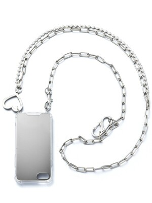 LOVE PEARL LAYERED CHAIN CASE