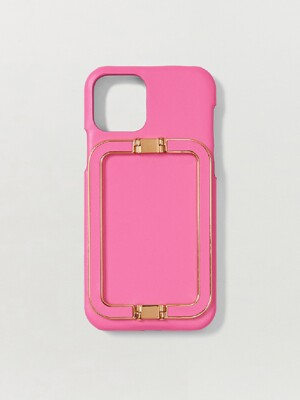 IPHONE 12,12PRO/12PRO MAX CASE LINEY NEON PINK