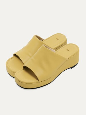 Chunky Slides Yellow