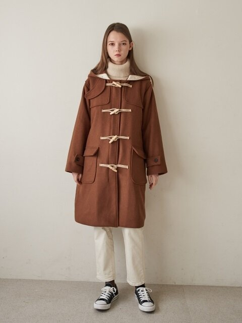 Contes Duffel Coat (2color)