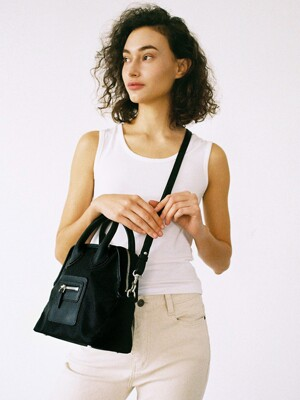 PLAY 3 WAY BAG_Cool Black_S