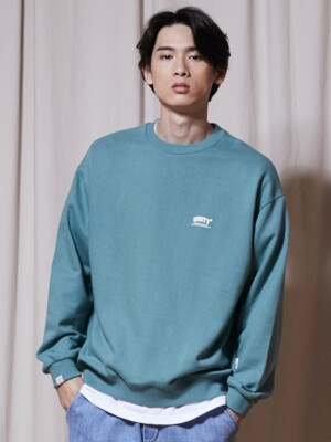 LT296_Season Logo sweatshirts_Mint