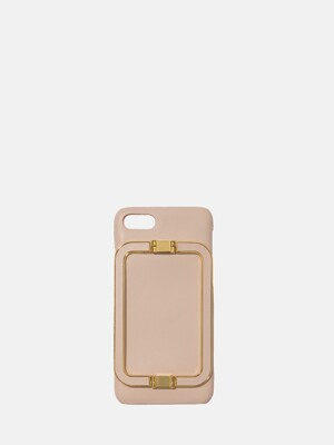 IPHONE 7/8 CASE LINEY NUDE PINK
