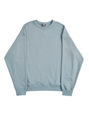 LOGO LABEL SWEATSHIRT / MINT