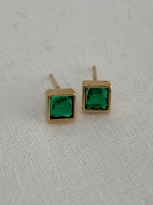 square Point earring