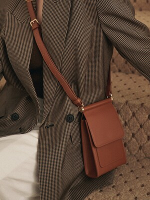 Bill minibag (Brown) - S005BR