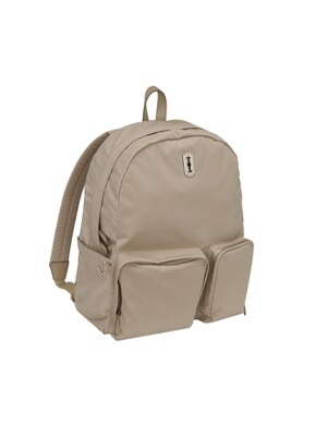 Hey Pass Backpack (헤이 패스 백팩) Beige