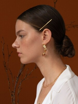 18FW Basic hair pin