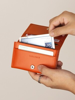 [1+1] FILTER compact wallet 10 color