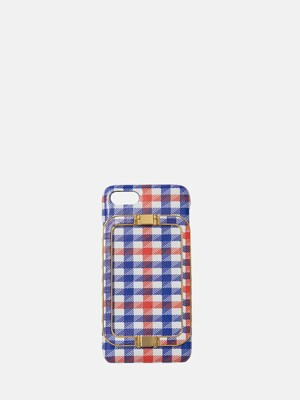 IPHONE 7/8 CASE LINEY MULTI CHECK