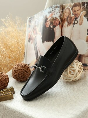 MetalLoafer Black Driving#0110