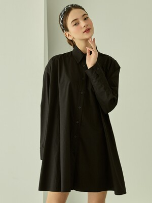Layered Shirt Ops (Black)