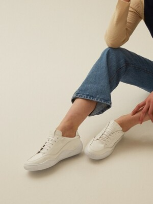 Wave Low Sneakers_1032 white