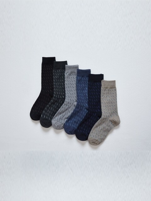 Rain Drop Socks 3pack