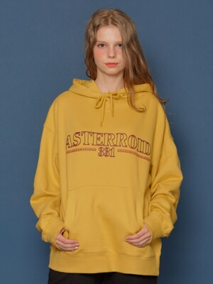 Double R 331 Hoodie (YELLOW)