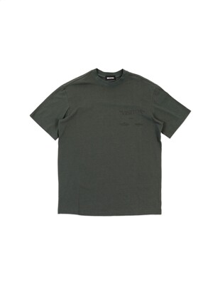 'Visitor' T-shirt Khaki (Genderless)