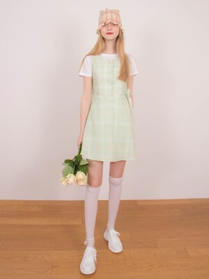 Verite dress (light green)