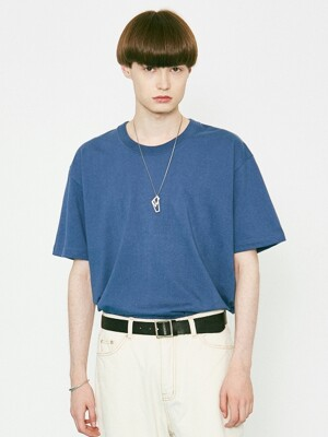 [2PACK SET] V370 BASIC SOLID HALF-TEE SET_10 COLOR
