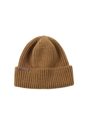 UNISEX UNRAVEL BEANIE aaa060u(Brown)