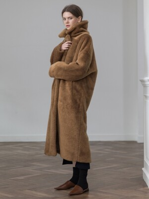 [19FW]Shearling Coat