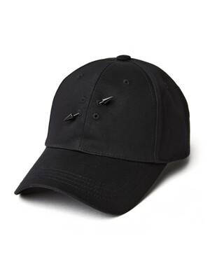 Holy Simple Ball Cap_black