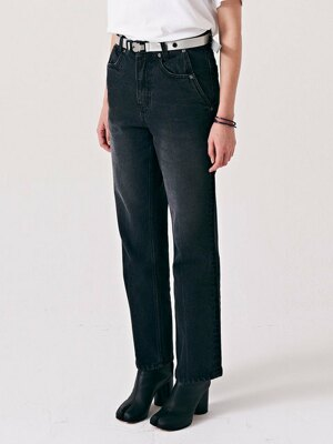 Shoecut Denim Pants